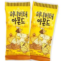 蜂蜜黃油大杏仁