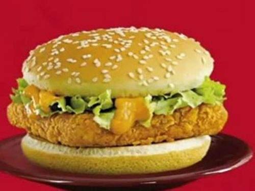 印度:McDonald's McSpicy Paneer