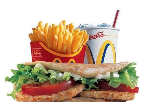 埃及:McDonald's McArabia