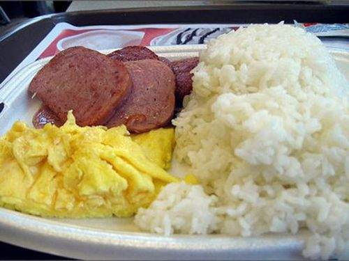 夏威夷:Deluxe Breakfast with Spam